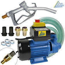 Diesel Pompe Transfert Carburant Extracteur de fluide électrique pour Bio Fuel 220 V 230 V 240 V