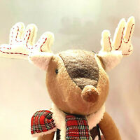 Pottery Barn Kids Rudolph The Red Nosed Reindeer Hearth Decor Plush 20""