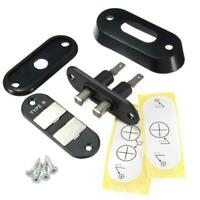 1Set P-3 Black Sliding Door Contact Switch for Car Van Central Locking Systems