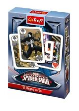 Trefl Spiderman ultimate Poker mazzo 55 carte da gioco Bambini playing cards