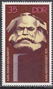DDR Mi.-Nr. 1706 postfrisch 35 Pf. Einweihung Karl-Marx-Monument 1971