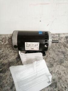 Century H887L 3 HP 1750 RPM 200-230/460VAC 3-Phase Belt Drive Motor