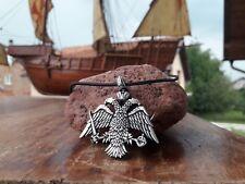 Byzantine Empire Double-Headed Eagle,Byzantine Imperial Orthodox necklace