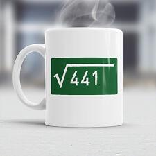 21st Birthday Gift Present Idea For Men Women Ladies Dad Mum Happy 21 Mug