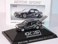 1:87 Mercedes-Benz 190E 2.3-16 W201 DTM 1989 AMG no. 2 Kurt Thiim - Herpa 3515