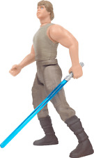 Star Wars Power of The Force Luke Skywalker Dagobah Action Figure