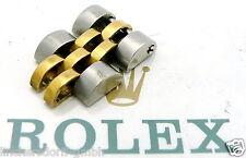 ROLEX DAMEN JUBILEE STAHL/GELBGOLD DOPPELELEMENT ca. 10mm - 90er Jahre