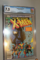 Uncanny X-men  149  CGC 7.5  off white to white 1981