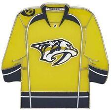 NASHVILLE PREDATORS - TEAM JERSEY - LAPEL/HAT PIN BRAND NEW HOCKEY NHL-PN-098-32