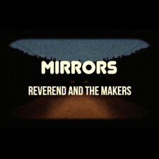 Reverend and the Makers : Mirrors CD (2015) ***NEW***