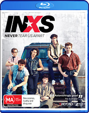 Never Tear Us Apart: The Untold Story Of INXS BLU RAY $15.99