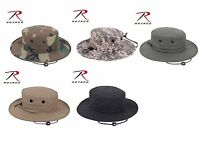 Boonie Hat Rothco Adjustable Fits All Size Adults to Children Ripstop Fabric