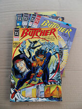 Butcher ,The 1 - 5 . Lot Complet  . DC 1990 . VF - minus