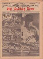 The Sporting News Magazine August 8 1964 Ron Hunt 091117jhsn2