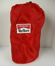 Vintage Marlboro Unlimited Gear Sleeping Bag Red 1995 Camping New with Tags