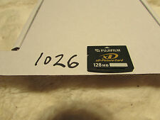 Vintage Fujifilm XD Picture Card 128MB Memory Card for Fuji Olympus & Others