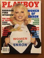 Playboy - August 2002 - Women Of Enron