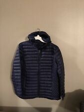 Duluth XL Womens Down Right Jacket NFBlue