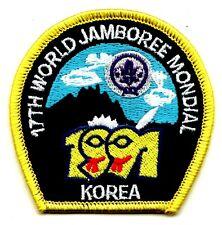 1991 WSJ WORLD SCOUT JAMBOREE BADGE BSA 2019 2023 WOSM sponsored reproduction