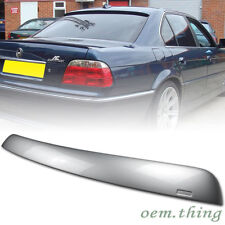 PAINTED BMW E38 7 SERIES SALOON RAER ROOF SPOILER WING 01 740i #354