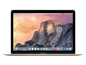 Apple MacBook 12 Zoll, A1534 m7/1.3GHz/8GB/512GB-SSD -Z0SS0B/A  UK GOLD