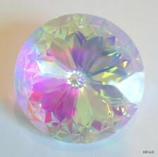 40mm Asfour Feng Shui Aurora Borealis Sun Flower Crystal Prism Wholesale CCI
