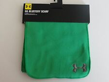 Under Armour Unisex Holiday Green Cold Gear Thin Warm Scarf