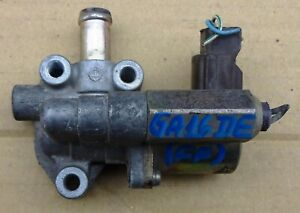 NISSAN 1992 99 ENGINE GA16DE FWD 16V 1,6cc IDLE AIR CONTROL VALVE USED