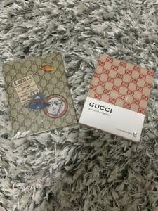 Gucci Notebook Diary Oggi & BAILA limited Unused luxury writing utensils