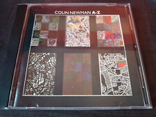 COLIN NEWMAN - A-Z CD Post Punk / Experimental / Wire USA