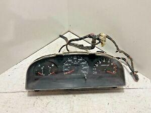 1994-1997 Nissan Pathfinder Pickup Instrument Speedometer Gauge Cluster