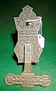 DOORBELL EXTERIOR HANDLE - EASTLAKE DESGIN   (16117)