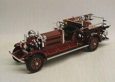 1925 Ahrens-Fox N-S-4 Fire Engine Baltimore 1:43 Die-Cast Yat Ming 43004