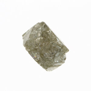 Exquisite 0.88 Carat Light Green Color I3 Clarity Charming Natural Rough Diamond