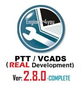 NEW VOLVO PTT Premium Tech Tool 2.8.0 + REAL DEVTOOL + ACPI + INSTALATION VIDEO!