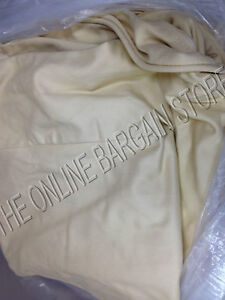 Pottery Barn Westport Section Armless CHAIR Replacement Slipcover maize twill