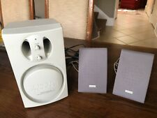 Optimus Amplified Multimedia System, Super Woofer And Pair Speakers