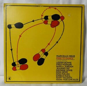"MARCELLO MELIS ""Free To Dance"" 1978 (Black Saint/BSR0023/ITALY) JAZZ VG+/EX!"