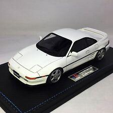1/18 Peako Toyota MR2 SW20 White Resin 1993