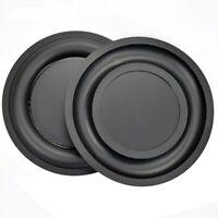 AIYIMA 2Pcs 6.5Inch Subwoofer Vibration Passive Radiator Diaphragm LoundSpeaker