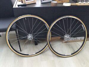 Royce Large Flange Clincher Wheels 28/28 Spokes