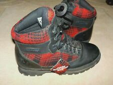 Mens Woolrich Timberland Boots 8 NWT