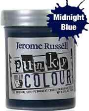 Jerome Russell Punky Color Semi Permanent Hair Dye 100mL Midnight Blue