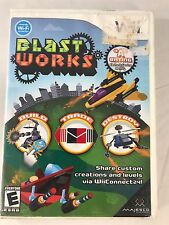 BLAST WORKS (Wii) COMPLETE GAME FAST FREE SHIPPING!
