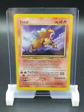 Pokemon Karte Entei 17/64 Neo Revelation - Near Mint - Deutsch -