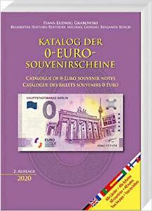 Catalogue GRABOWSKI 2020, Répertorie les billets 0€ du monde entier