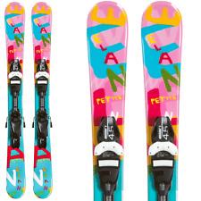 Ski occasion enfant ELAN Petite + Fixations DESTOCKAGE skis junior pas cher