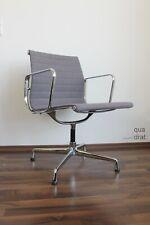 Vitra Eames Alu Chair EA108 Hopsak GrauBraun CHROM neue Serie