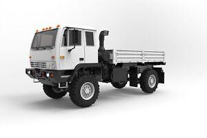 Orlandoo Hunter 1/32 RC Crawler Unassembly Full Leaf Spring Military Truck OH...