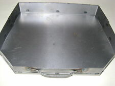 """New Classic Steel Ash Pan Ashpan For Traditional Coal Fire Grate 18"""""""